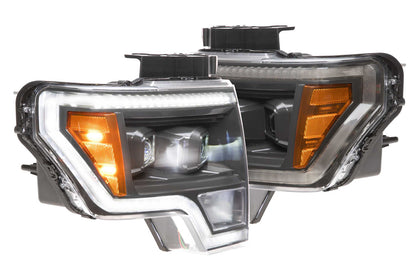 FORD F150 (09-14): XB Hybrid LED Headlights