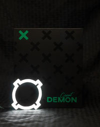 80mm Circuit Demon X Profile Prism Halos