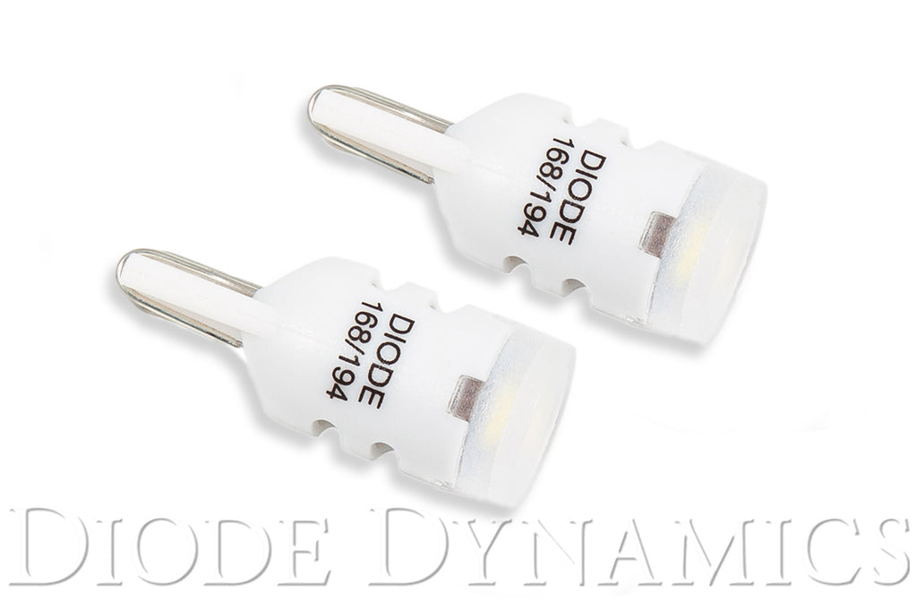 194 LED Bulb HP3 LED Pure White Pair