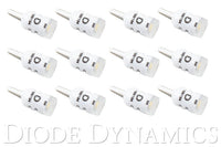 194 LED Bulb HP3 LED Pure White Set of 12