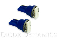 194 LED Bulb SMD2 LED Blue Pair