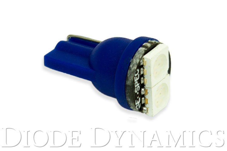194 LED Bulb SMD2 LED Blue Single