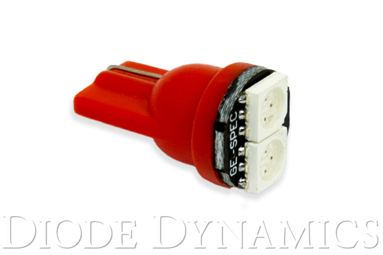 194 LED Bulb SMD2 LED Red Single
