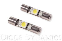 28mm SMF1 LED Bulb Cool White Pair