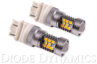 3157 LED Bulb HP24 Dual-Color LED Cool White Pair