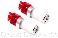 3157 LED Bulb HP48 LED Red Pair