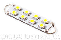 44mm SML8 LED Bulb Amber Single