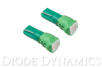 74 SMD1 LED Green Pair