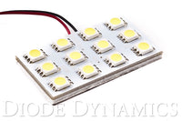 LED Board SMD12 Amber Single