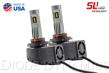9005 SL1 LED Headlight Pair