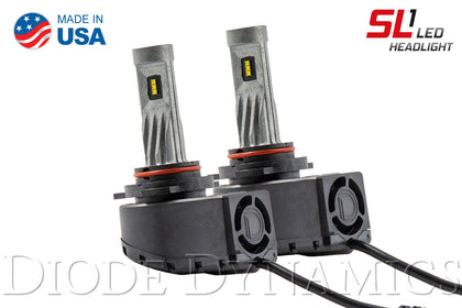 9012 SL1 LED Headlight Pair