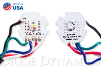 Camaro RS 2010 RGBW LED Boards