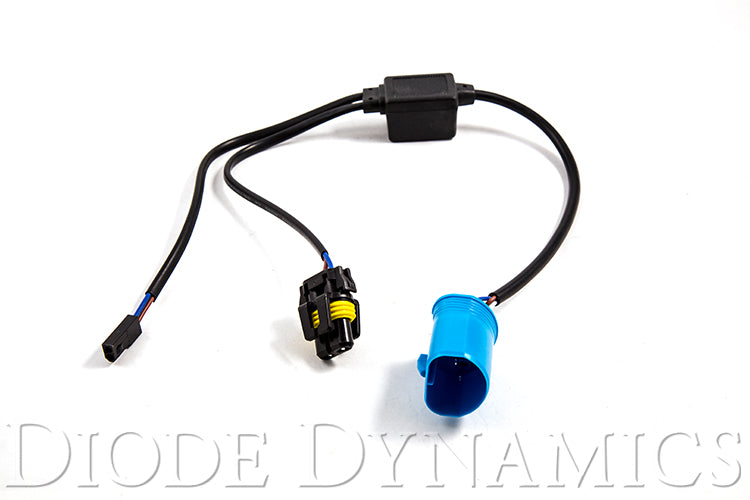 Bixenon HID Adapter 9004 Pair