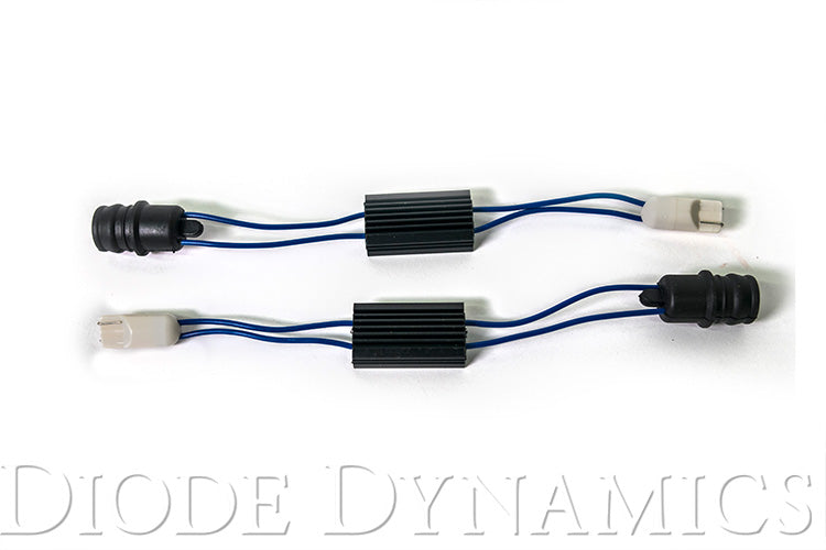 Resistor Inline 194 LED Bulb HP(pair)
