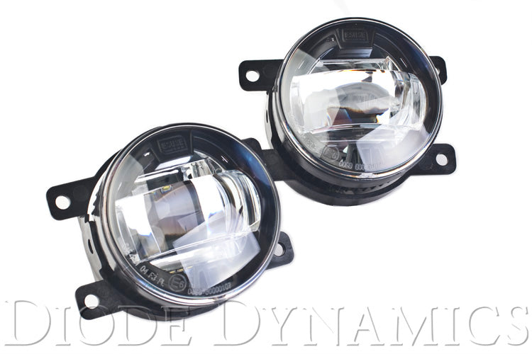 Luxeon Type A Foglights Set