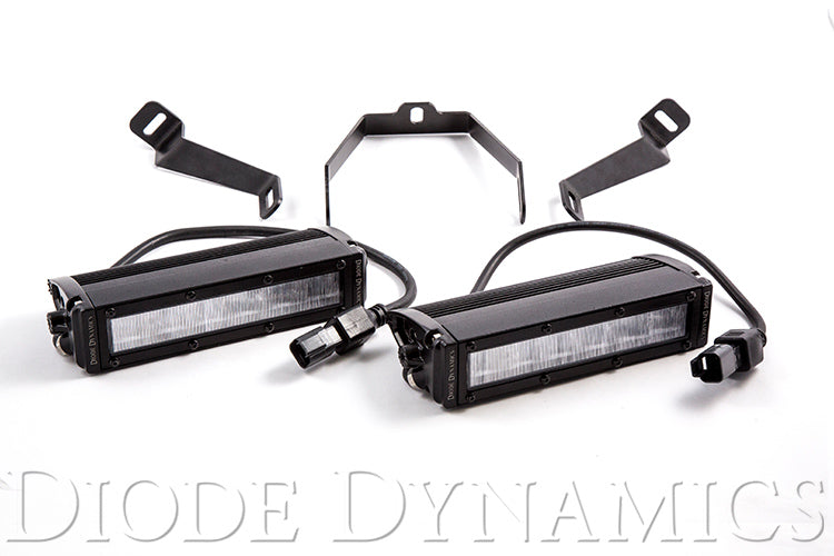 WRX 2015 SS6 LED Kit White Driving