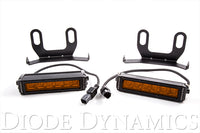 Ram 2013 Standard Stage Series 6 Inch Kit Amber Driving