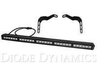 Tundra 30 Inch LED Lightbar Kit White Driving Stealth Series