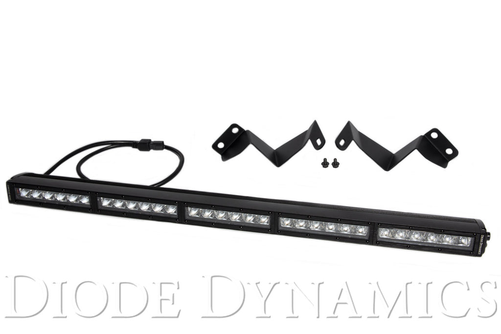 Tacoma 30 Light LED Light Bar Kit 16-19 Tacoma Stealth Clear Driving