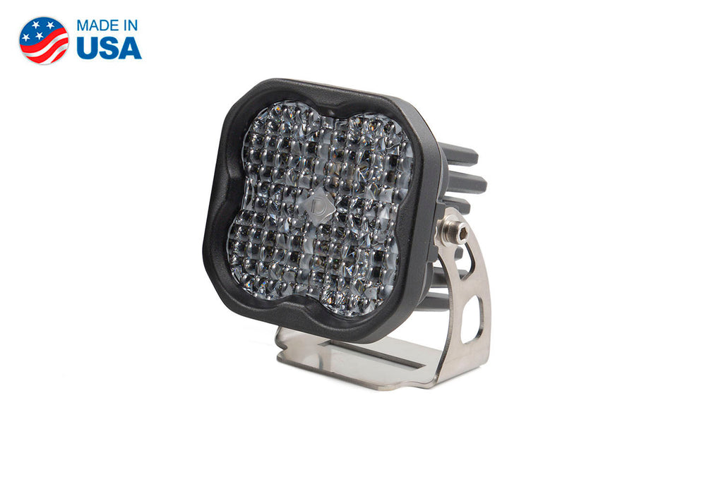 Worklight SS3 Sport White Flood Standard Single