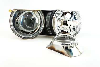 Retro-Quik: BMW E46 - ZKW Headlight Repair Kit (D2S 5.0)