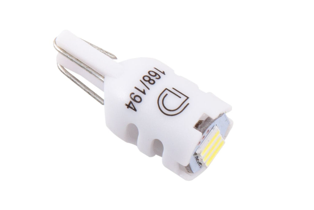 194 LED Bulb HP3 LED Cool White Short Single