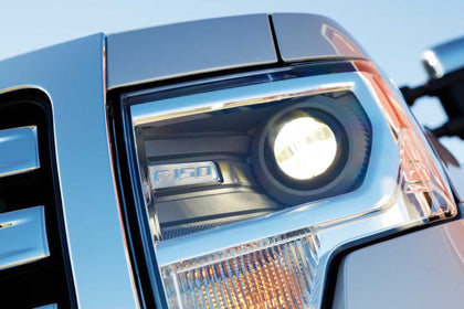 2013+ Ford F150: OEM HID System