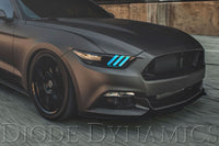 2015-2016 Ford Mustang RGBWA DRL LED Boards (EU)