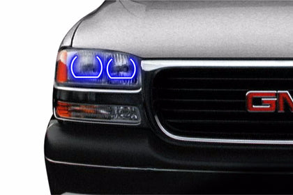 1999-2006 GMC Sierra Profile Prism Fitted Halos (RGB)
