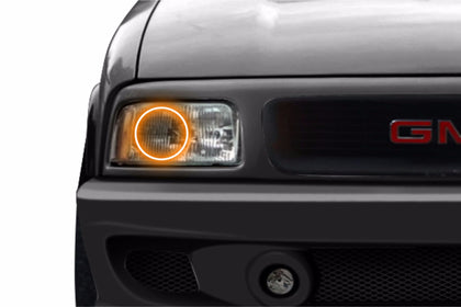 1994-1997 GMC Sonoma Profile Prism Fitted Halos (RGB)