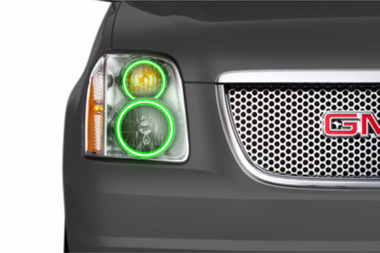 2007-2013 GMC Yukon Profile Prism Fitted Halos (RGB)