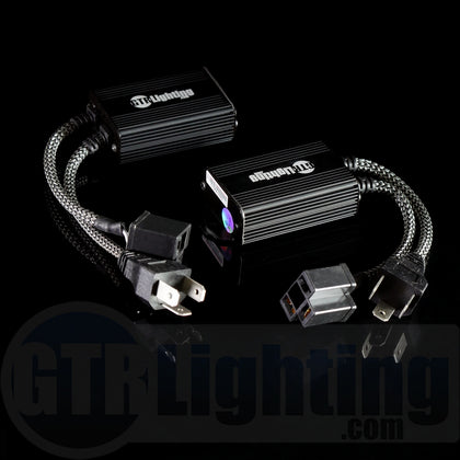 GTR Lighting PWM Interface Module (H4 Style Connectors)