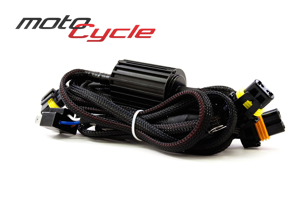 H4: Single Output Motocycle