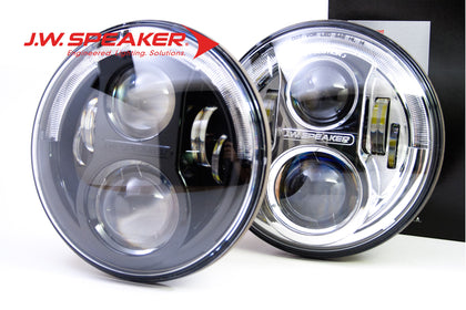 JW SPEAKER 8700 EVOLUTION J HEADLIGHTS (JEEP)