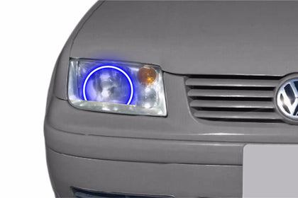 Volkswagen Jetta (99-04): Profile Prism Fitted Halos (Kit)