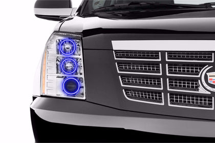 Cadillac Escalade (07-14): Profile Prism Fitted Halos (Kit)