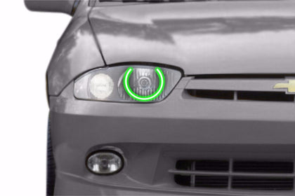 Chevrolet Cavalier (03-05): Profile Prism Fitted Halos (Kit)