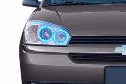 Chevrolet Malibu (04-07): Profile Prism Fitted Halos (Kit)
