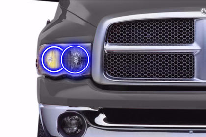 Dodge Ram (02-05): Profile Prism Fitted Halos (Kit)