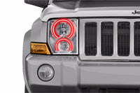 Jeep Commander (06-10): Profile Prism Fitted Halos (Kit)