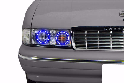 Chevrolet Caprice (91-96): Profile Prism Fitted Halos (Kit)