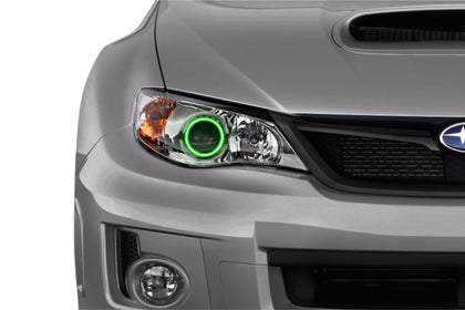Subaru Impreza WRX (08-14): Profile Prism Fitted Halos (Kit)