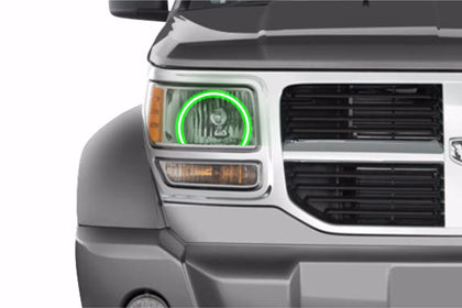 Dodge Nitro (07-12): Profile Prism Fitted Halos (Kit)