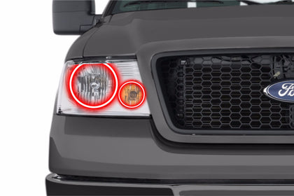 Ford F150 (04-08): Profile Prism Fitted Halos (Kit)