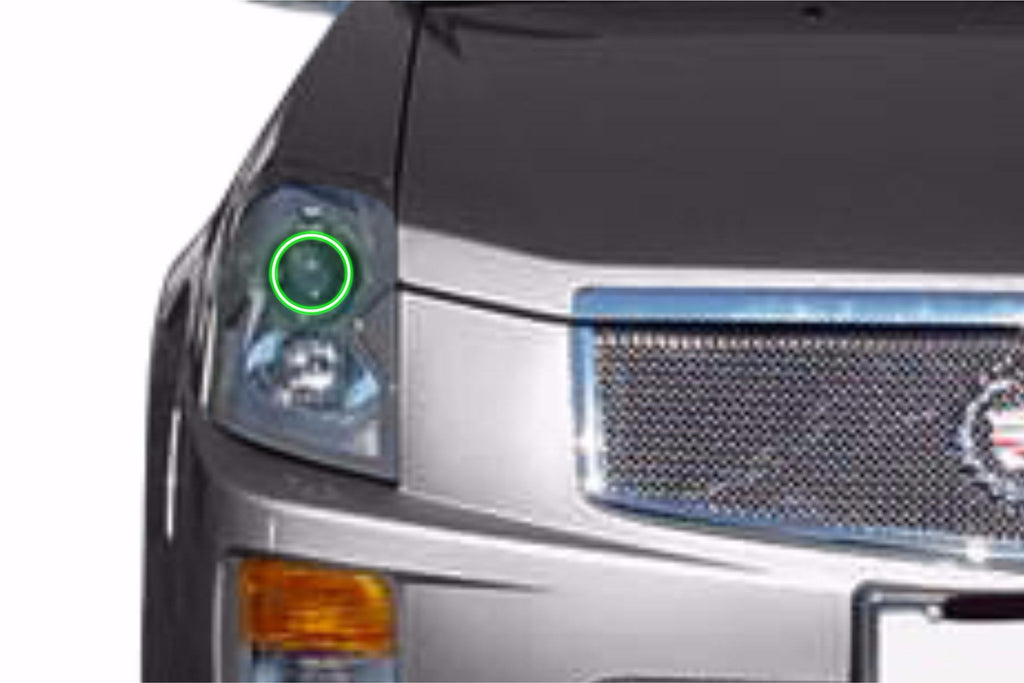 Cadillac CTS (03-07): Profile Prism Fitted Halos (Kit)