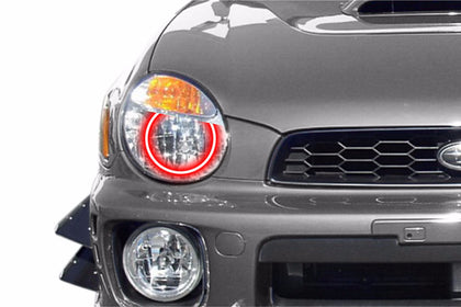 Subaru Impreza WRX (02-03): Profile Prism Fitted Halos (Kit)