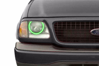 Ford Expedition (97-02): Profile Prism Fitted Halos (Kit)