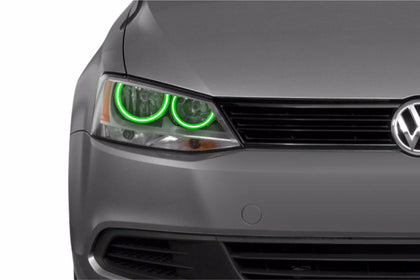 Volkswagen Jetta (11-16): Profile Prism Fitted Halos (Kit)