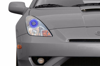 Toyota Celica (00-05): Profile Prism Fitted Halos (Kit)