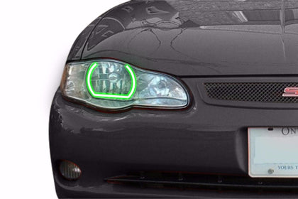 Chevrolet Monte Carlo (00-05): Profile Prism Fitted Halos (Kit)